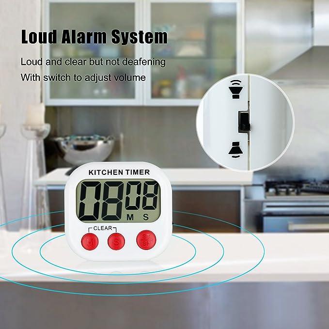 Temporizador de cocina magnético Discoball, temporizador ...