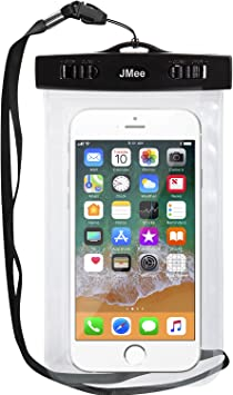 Funda Impermeable iPhone 7 6s 6 Plus Huawei P9 Bq Aquaris x5 Xiaomi Samsung Moviles, Bolso Sumergible Waterproof Case Transparente