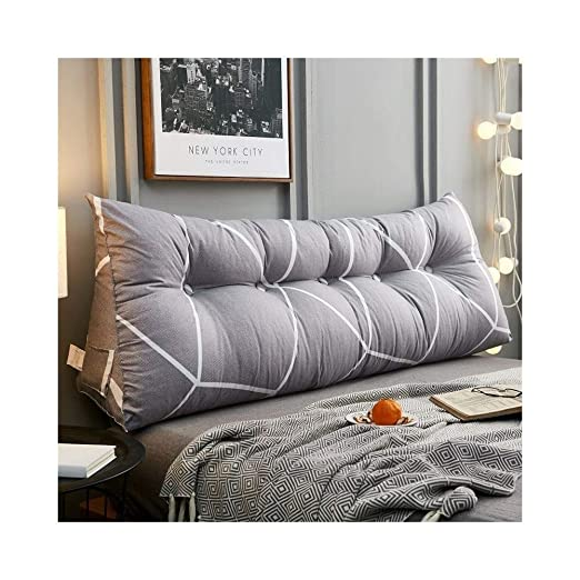 Cushion Cojín sofá Cama Grande con Relleno Triangular cuña ...