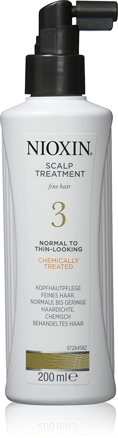 nioxin scalp treatment fine hair tonico 3 200 ml 4084500887756