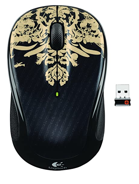 Logitech Wireless Mouse M325 with Unifying Receiver Wallpaper Edition