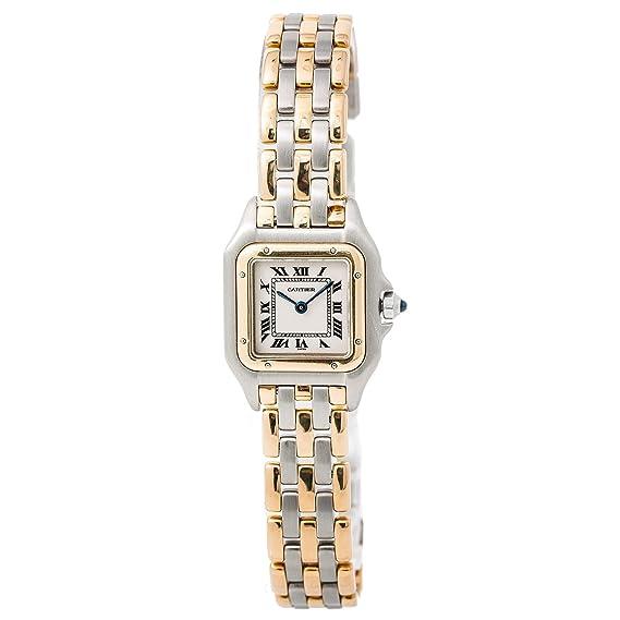 Cartier Panthere de Cartier 112000R - Reloj de Cuarzo para Mujer (Certificado de autenticidad)