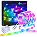 2-Pack Govee Battery Powered Color Changing LED Strip Lights