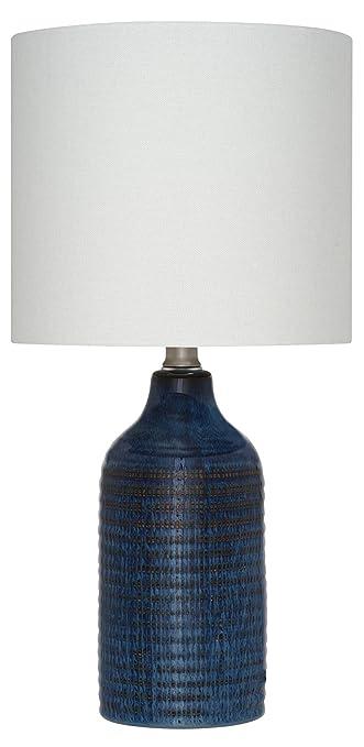 Amazon.com: Stone & Beam - Lámpara de mesa (cerámica ...