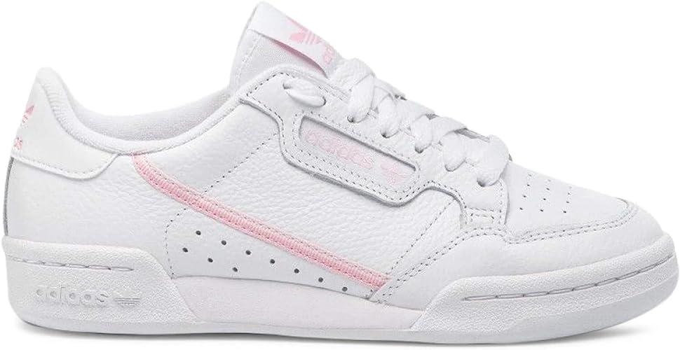 Adidas Continental 80 Blanc rose G27722