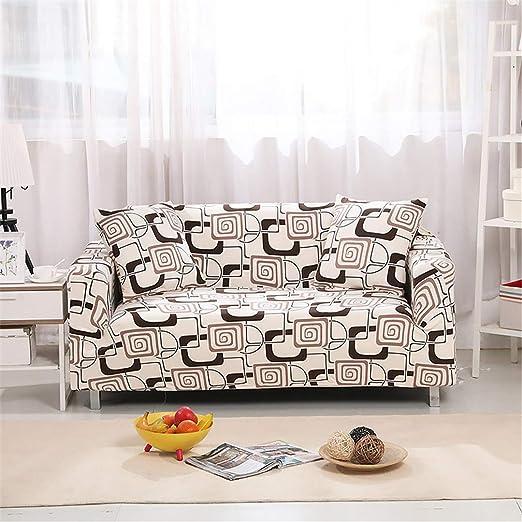 AGRJESFD - Funda elástica para sillón de salón con Forma de ...
