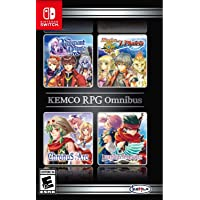 4 in1 Games Kemco RPG OmnibusNintendo Switch;
