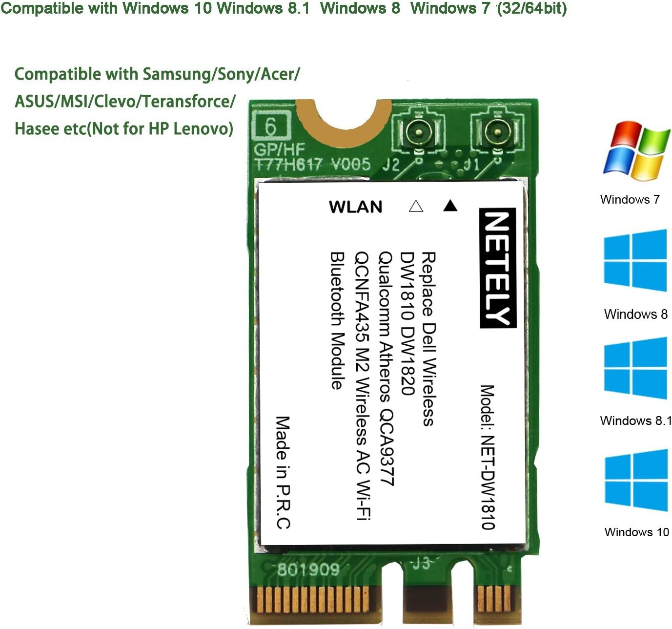 Qualcomm Atheros Qca9377 Wireless Network Adapter Driver