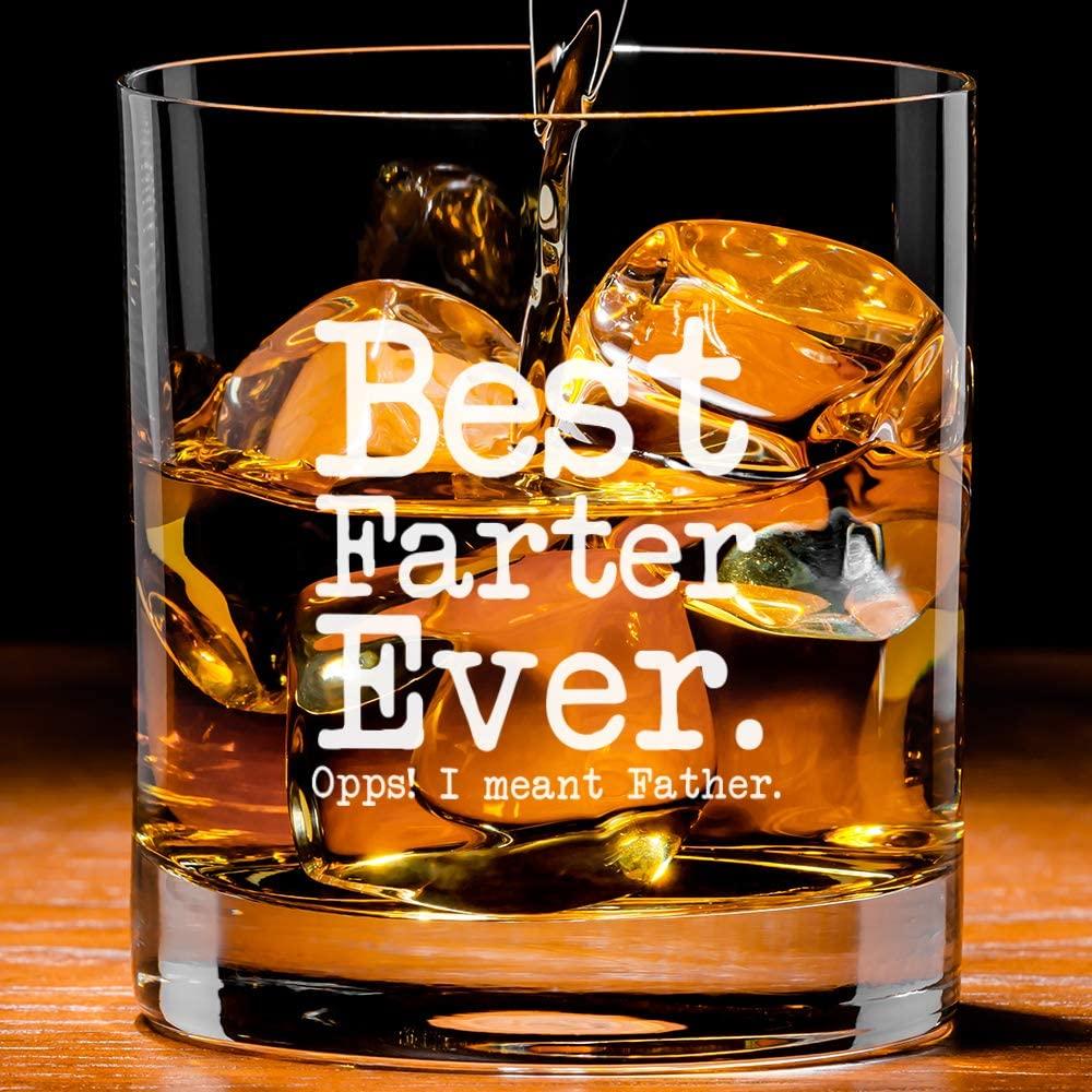 11oz Rocks Whiskey Highball Glass Buffalo