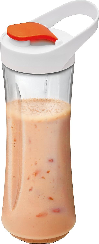 Clatronic SM 3593 Batidora para Smoothies, Capacidad 0,6 litros,Color Naranja, 250W, 250 W, 0.6 litros: Clatronic: Amazon.es: Hogar