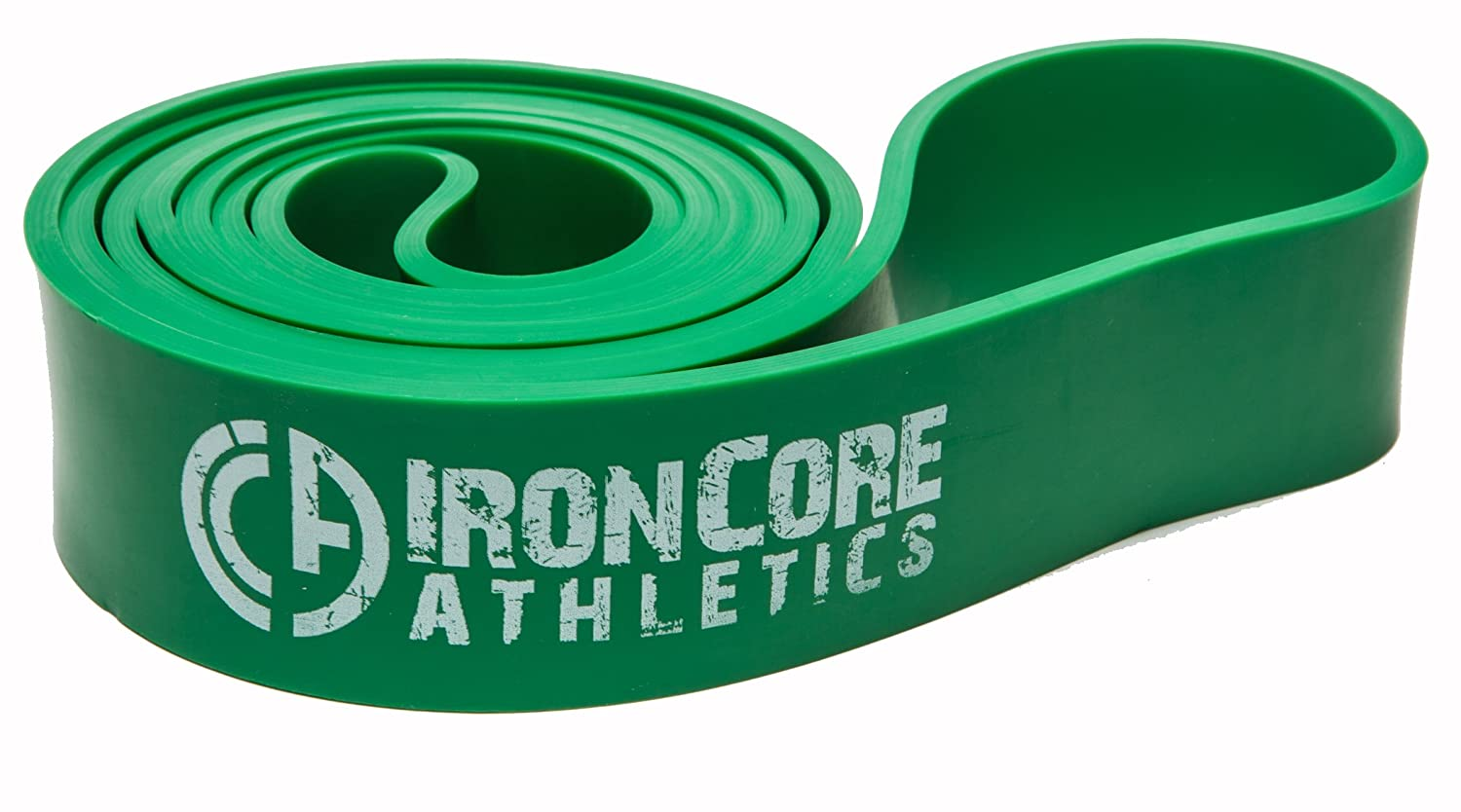 4 Different Resistance Levels to choose from Iron Core Athletics Pull Up Assistance Bands Commercial Gym Quality 41 Loop Exercise Pull-Up Bands