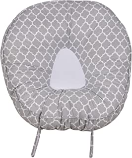 Leachco Podster Sling-Style Infant Lounger - Moroccan Gray by Leachco