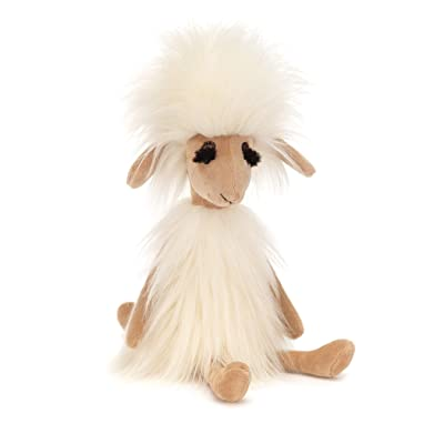 Jellycat Swellegant Sophie Sheep Stuffed Animal: Toys & Games