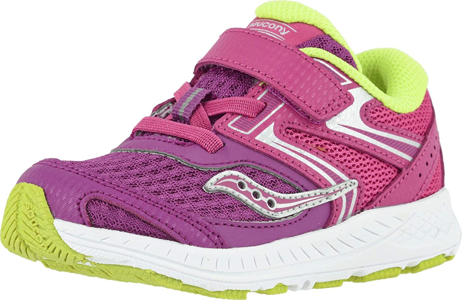 Saucony Kids Baby Girl's S-Cohesion 13 Jr (Toddler)