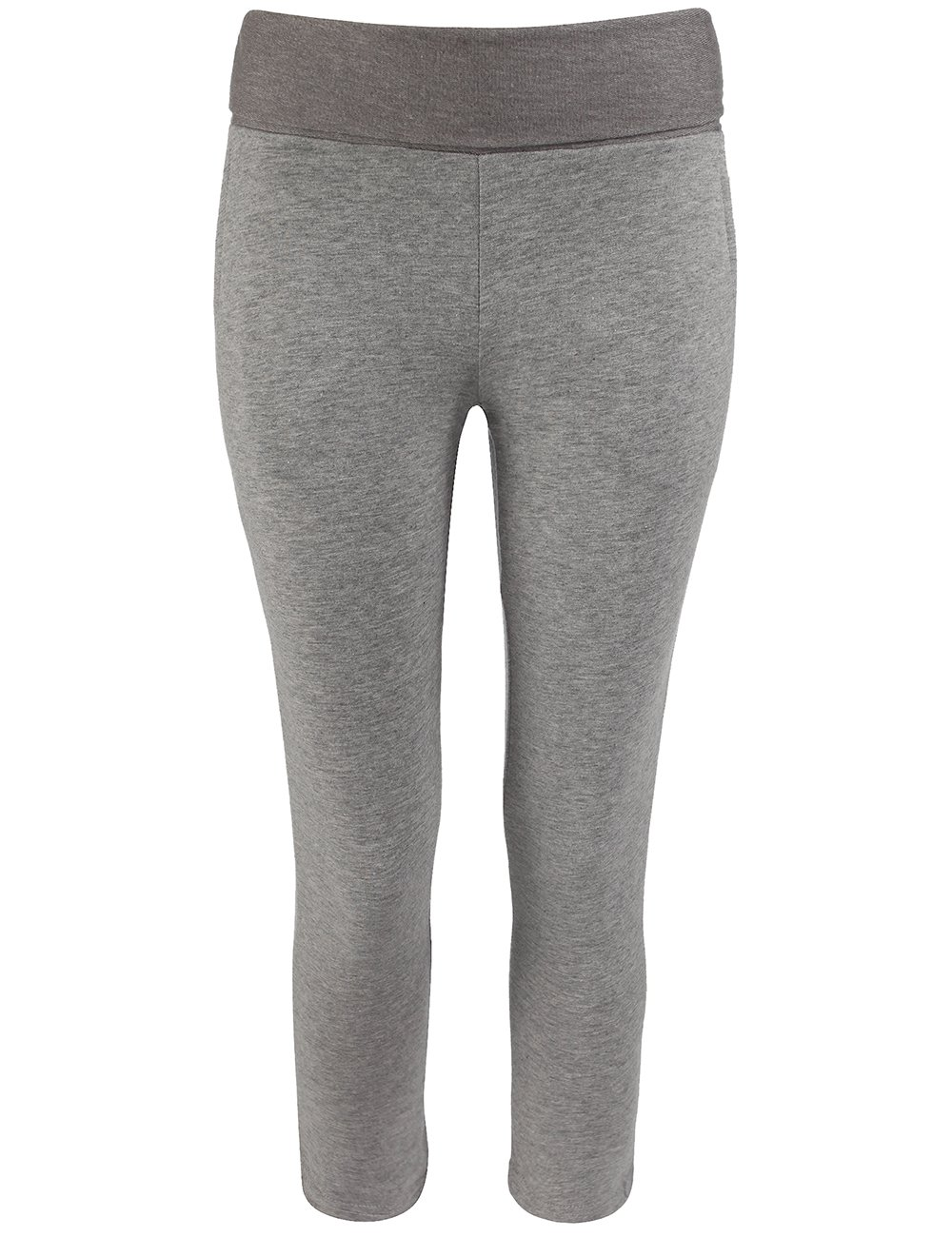 Bench Twopenny BGNK0216 Girls'Jogging Bottoms (Manufacturer Size: 13-14) B00RMXJO2SGrey Marl13-14