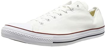 Converse Unisex Chuck Taylor All Star Ox Canvas Sneakers (46 47 M EU 14 B(M) US Women 12 D(M) US Men, BlackBlack)