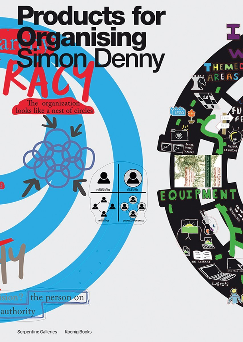 Download Simon Denny: Products for Organising PDF
