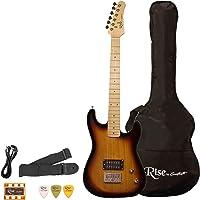amazon best sellers best electric guitar beginner kits. Black Bedroom Furniture Sets. Home Design Ideas