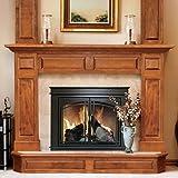 Pleasant Hearth FN-5700 Fenwick Fireplace Glass