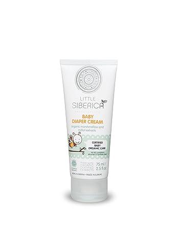 Amazon.com : Crema Protectora Pañal - 75 ml - Natura Siberica : Beauty