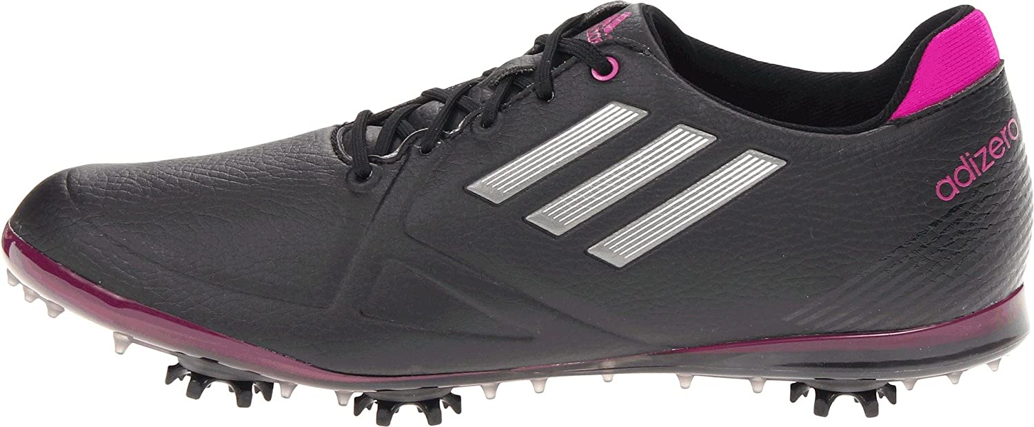 premium selection e07d6 26b6e Amazon.com   adidas Women s Adizero Tour Golf Shoe   Shoes