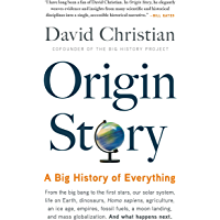 Origin Story: A Big History of Everything (English Edition)