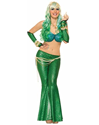 75230 Mermaid Leggings Only Green Mermaid Costume Pants  sc 1 st  Amazon.com & Amazon.com: 75230 Mermaid Leggings Only Green Mermaid Costume Pants ...