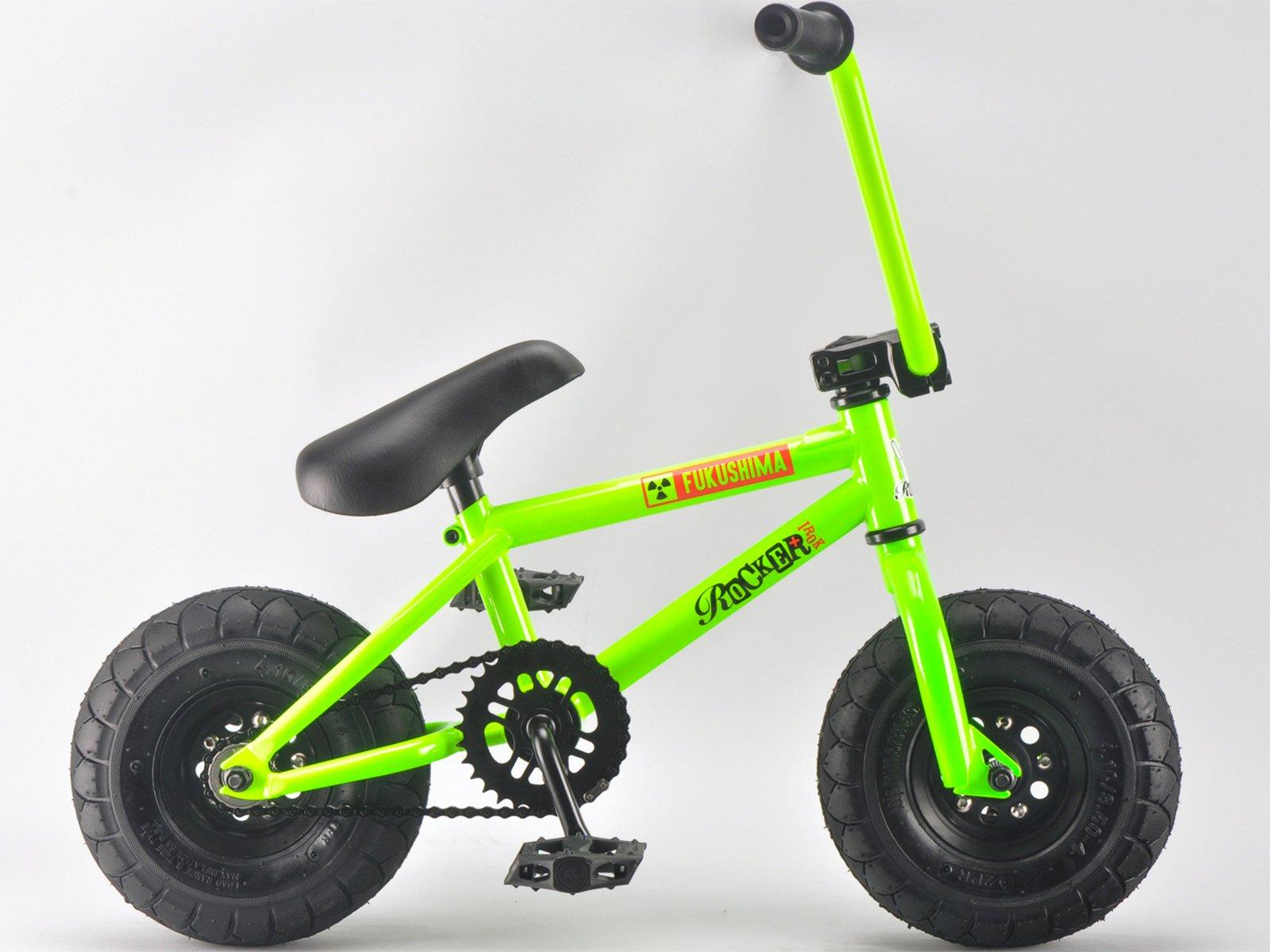 Rocker BMX Mini BMX Bike IROK+ FUKUSHIMA RKR