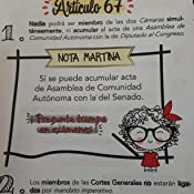 La Consti. Versión Martina: La Constitución Española, 1978