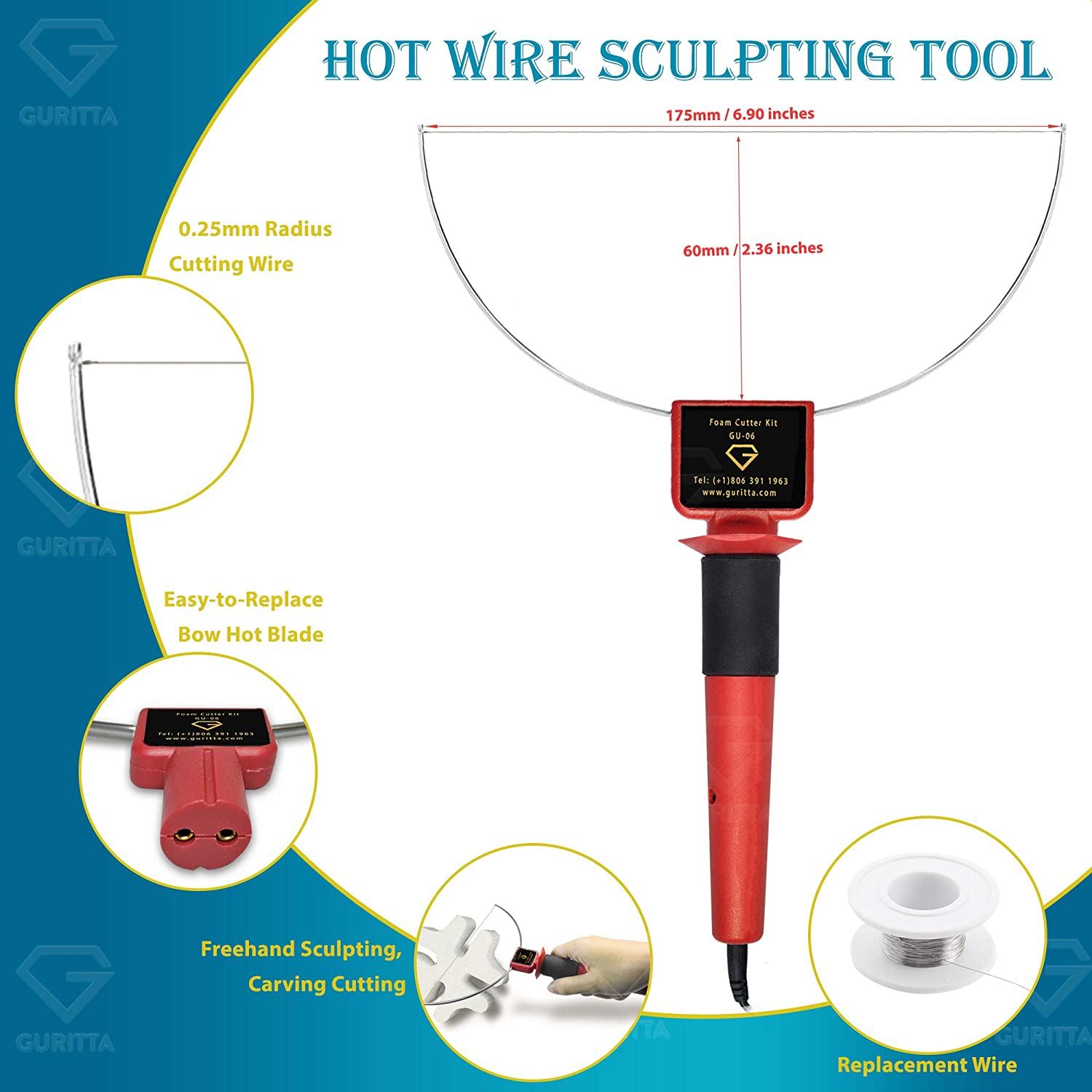 Hot Wire Foam Cutter Diagram