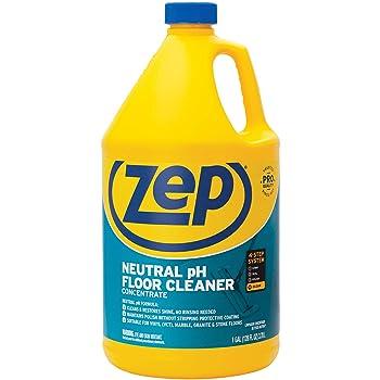 Zep Neutral pH ZUNEUT128 Laminate Floor Cleaner