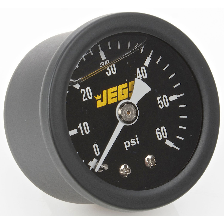 JEGS 41512 Fuel Pressure Gauge