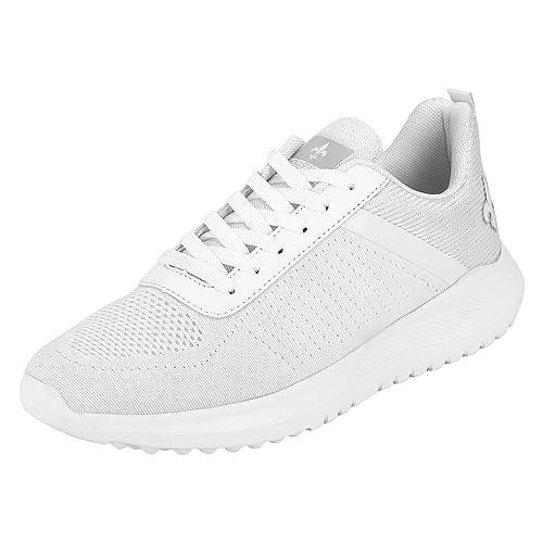 Men's White Walking Shoes-7 UK (41 EU