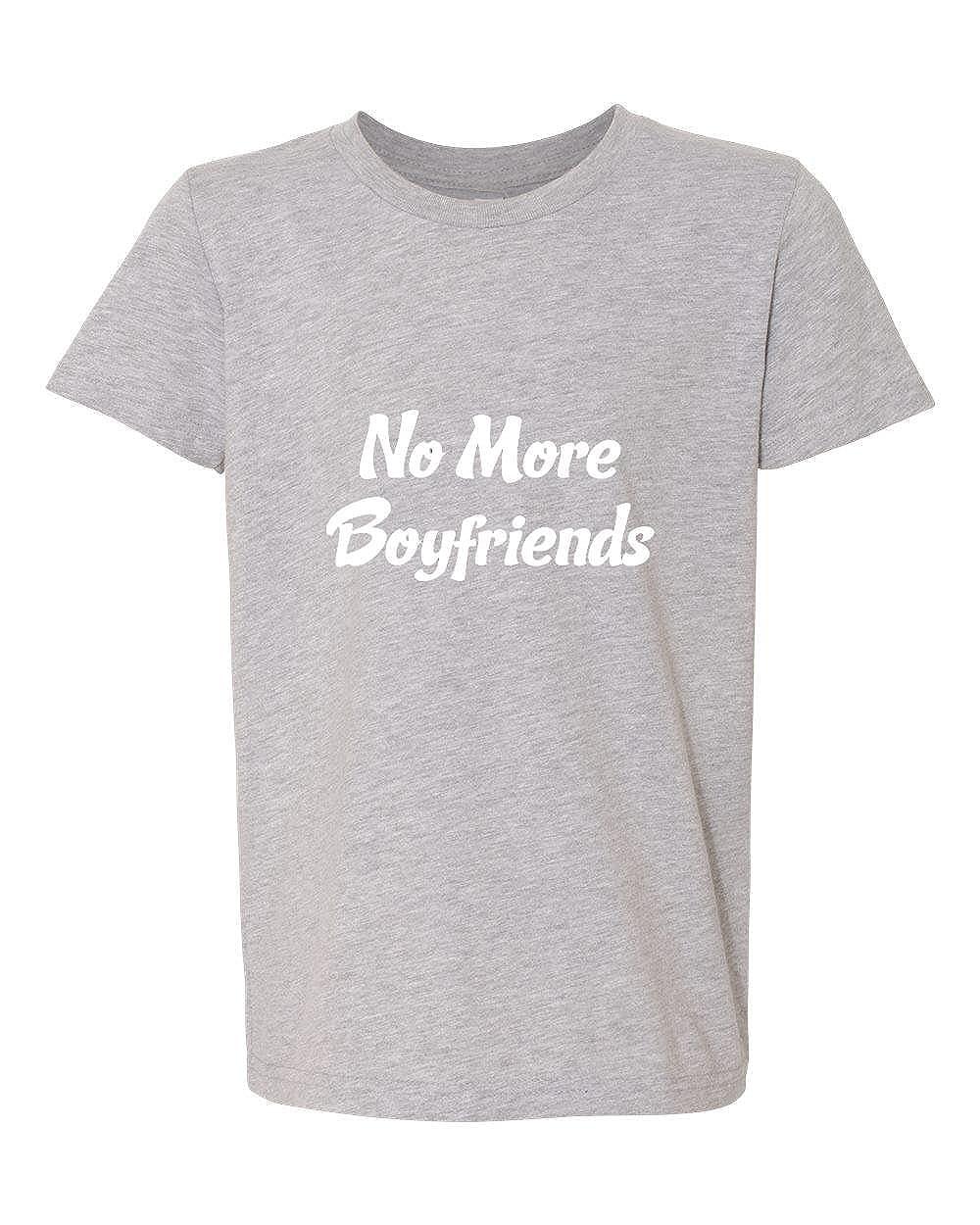Marky G apparel Boys No More Boyfriends T-Shirt