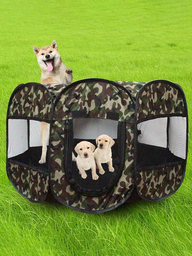 talogca - Jaula para Mascotas, cunas de Animales, Camping, Viaje ...