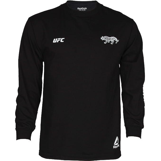 2d51cb35cab8b Reebok UFC Conor McGregor Notorious Tiger Longsleeve Shirt