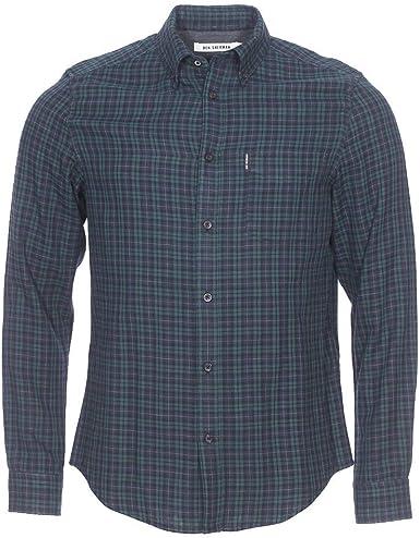 Ben Sherman Camisa casual - para hombre: Amazon.es: Ropa y accesorios