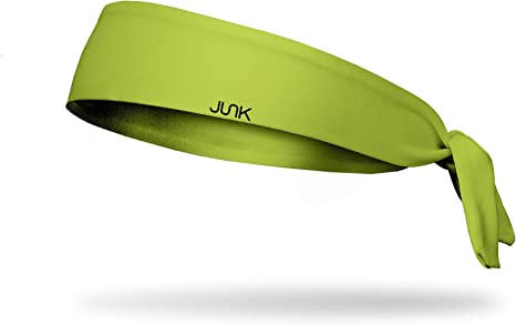 JUNK Brands Flex Tie Headband FT-Solid Solid