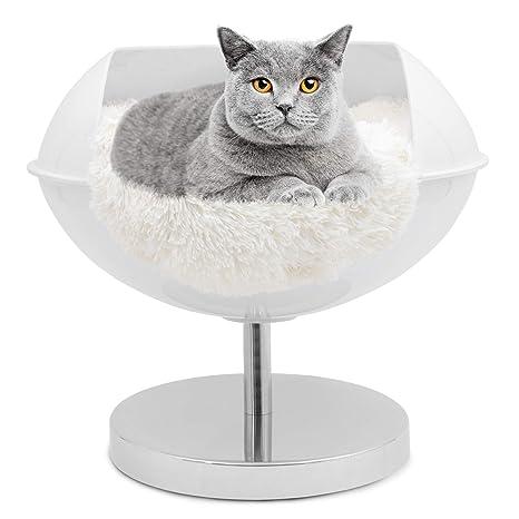 Amazon.com: Harmony Cat Bed: Mascotas