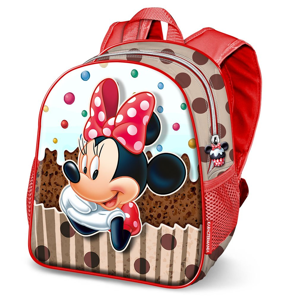 Disney Minnie Muffin backpack 30cm   B07BB7X9YZ