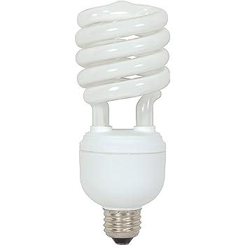 satco s7333 32 watt 125 watt 2000 lumens hi pro spiral. Black Bedroom Furniture Sets. Home Design Ideas