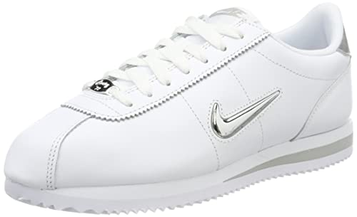 half off afea4 23c70 Nike Men's Cortez Basic Jewel Gymnastics Shoes: Amazon.co.uk ...