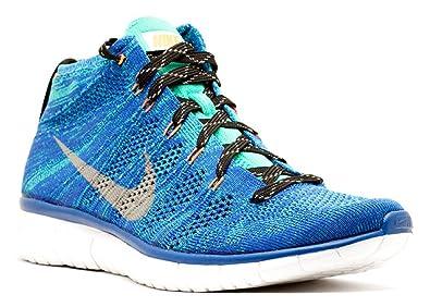 Nike Free Flyknit Chukka 639700 400: : Chaussures
