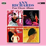 Four Classic Albums (I'm Shooting High / The Many Moods Of Ann Richards / Two Much! / Ann, Man!)