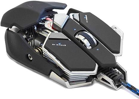 Woxter Stinger GX 250 M Black -Ratón Gaming Profesional ...