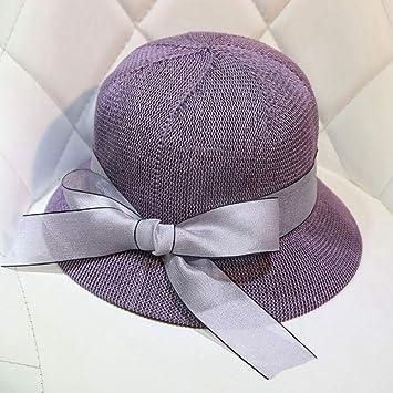 CattleBie Sombrero de viaje Sombrero plegable femenino Sombrero de ...