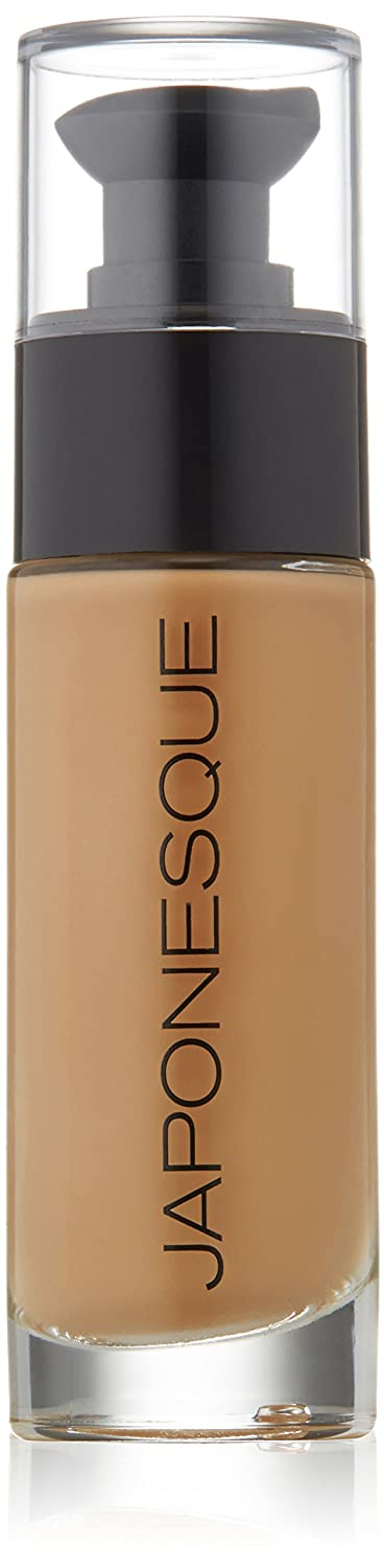 Amazoncom Japonesque Luminous Foundation Shade 07 Luxury Beauty