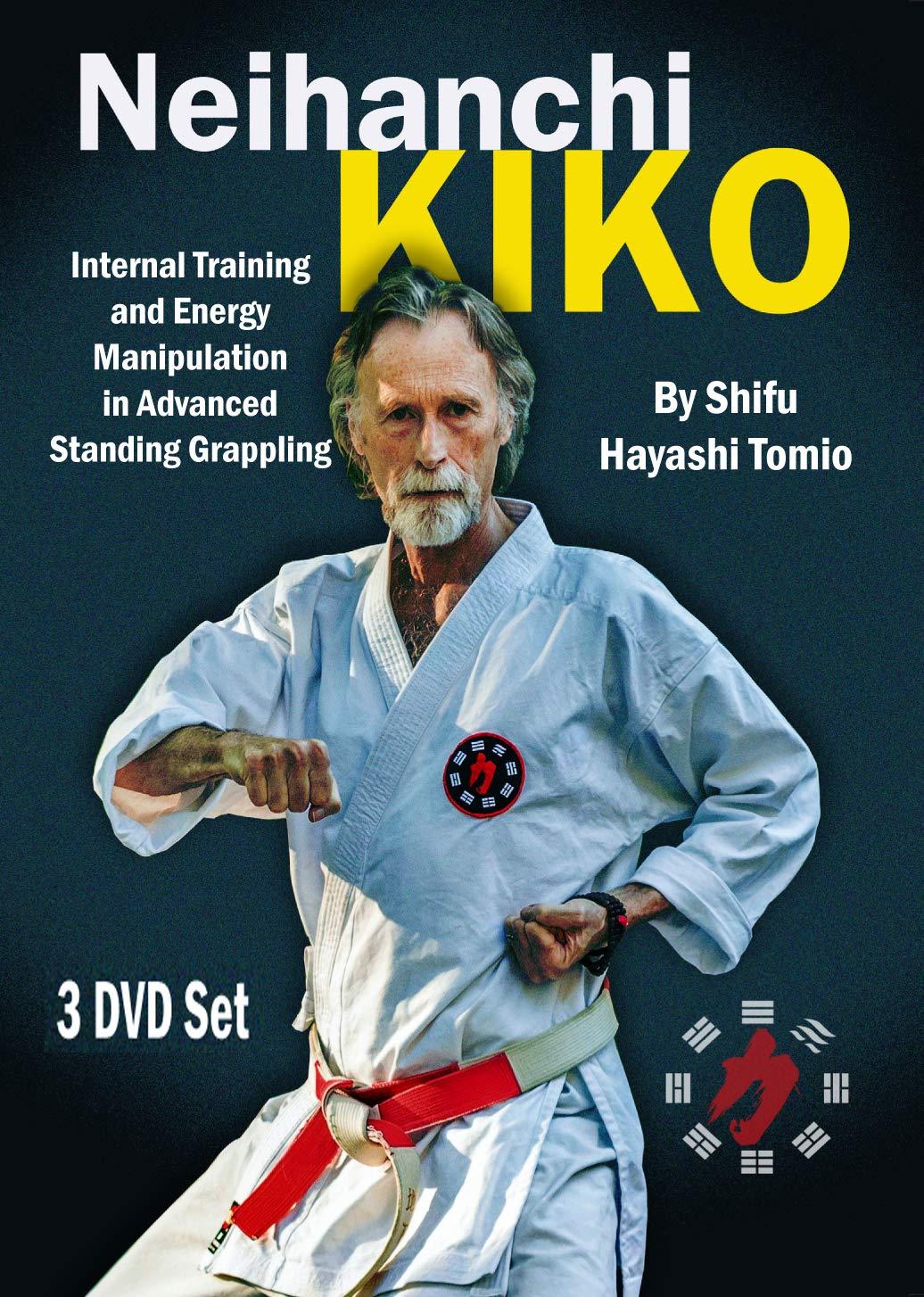 Neihanchi KIKO (3 DVD Set KEMPO Karate) by Shifu Hayashi Tomio by em3video