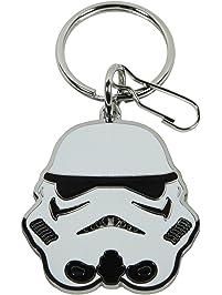 Star Wars - Stormtrooper Enamel Keychain