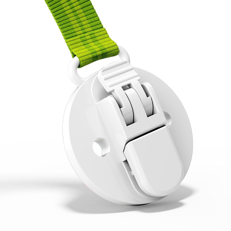 Amazon.com: Smilo chupete – Pack de accesorios 2 Clips, 1 ...